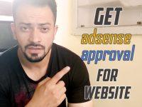 Get Google Adsense Approval